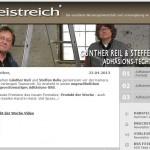 Steffen Rolla und Günther Reil