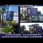 Exposition a Cannes