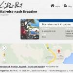 Kroatien Malreise