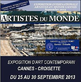 Ausstellung Cannes