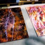 Flash Paintings