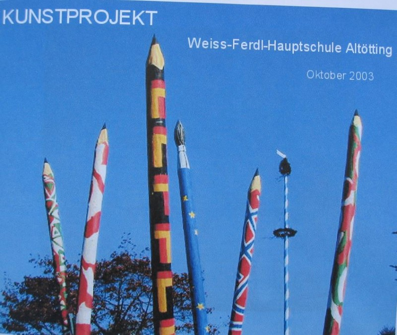 Bleistifte Dokumentation