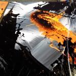Acryl-Adhäsion: Bitumen