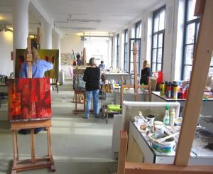 Atelier kunstfabrik Hannover