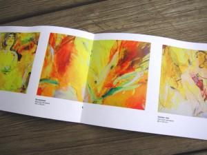 """Katalog """"Sinnlichkeiten"""" ,2013"""