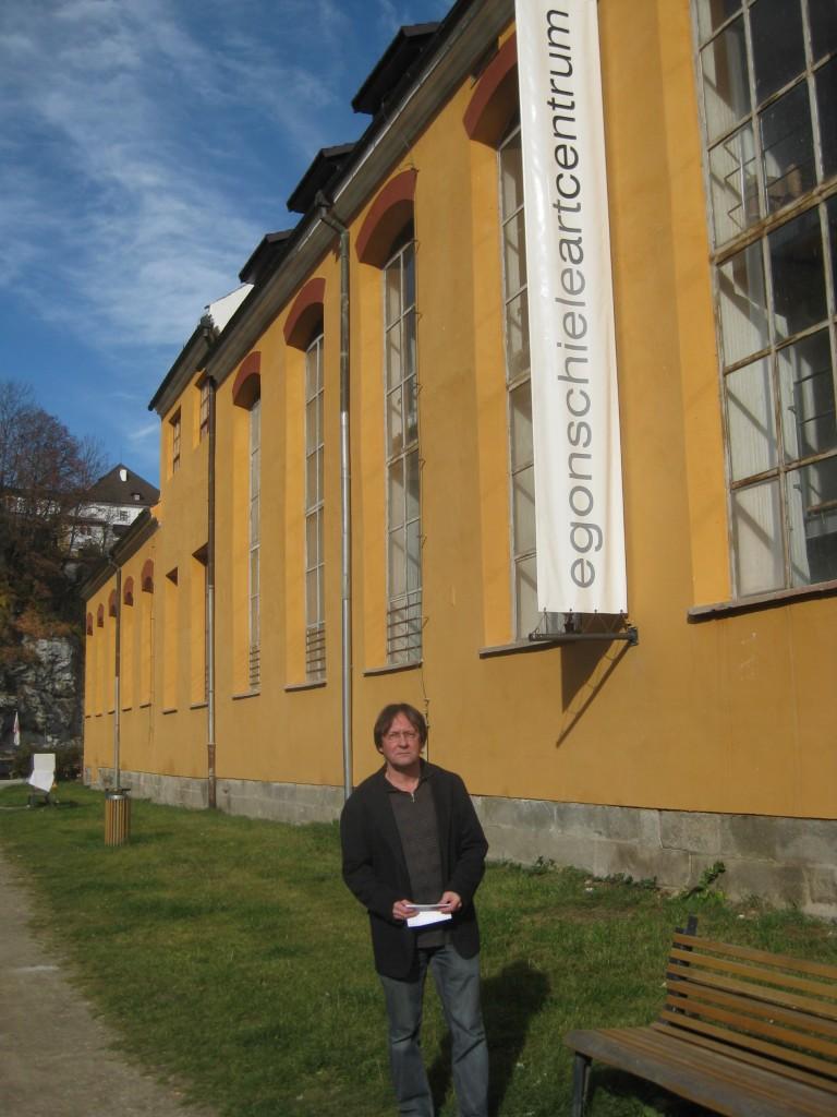 Stipendium im Egon Schiele Zentrum Krumau