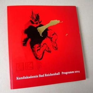 Kunstakademie Bad Reichenhall Neues Programm 2014