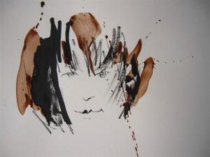"""""""Gabi"""" (Skizze, 2012)"""