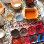 Portrait colours