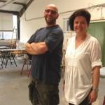 Leitung der fka Gerlingen, Thomas und Sabina Bleul
