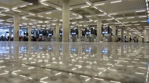 """""""Schalterhalle"""" Airport (2011)"""