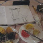 Write-Paint-Eat